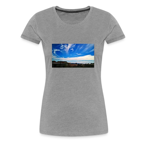 Autumn can be beautiful - Women's Premium T-Shirt