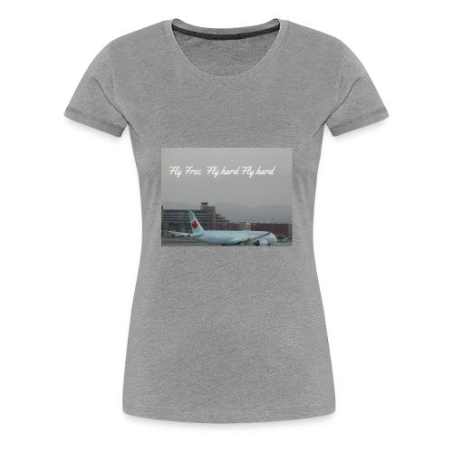 AC - Women's Premium T-Shirt