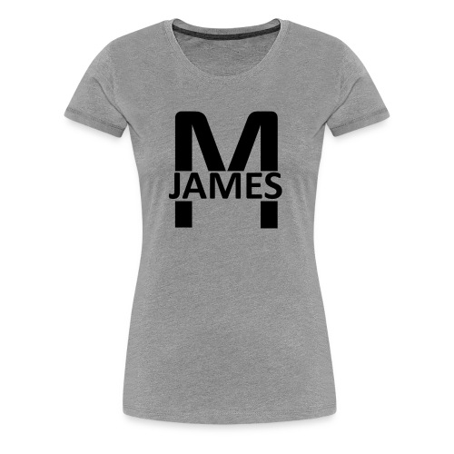 James - Women's Premium T-Shirt