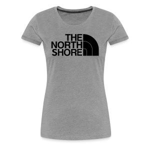 The North Shore Logo - Women's Premium T-Shirt