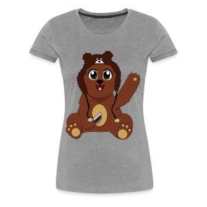 Nathan Piland Bear - Women's Premium T-Shirt