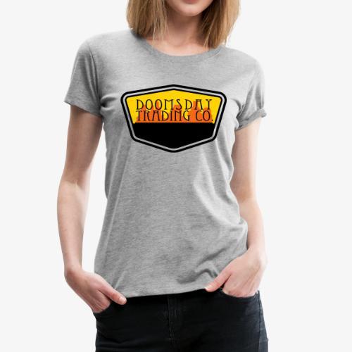 desert patch - Women's Premium T-Shirt