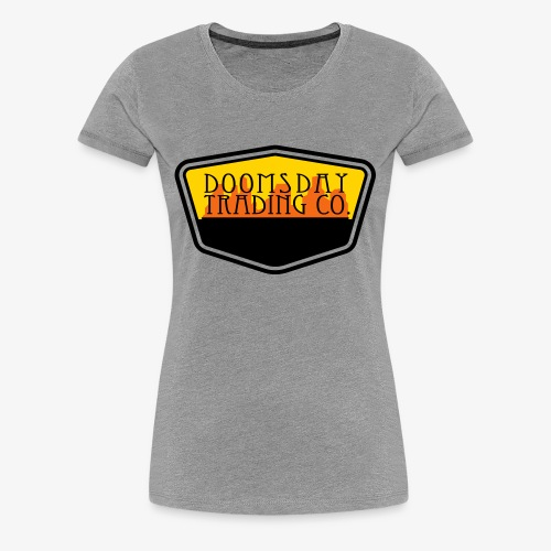 desert patch - Women's Premium T-Shirt