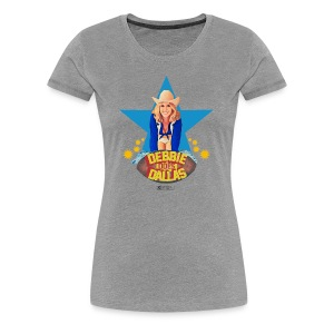 Debbie Does Dallas Classic - Women's Premium T-Shirt