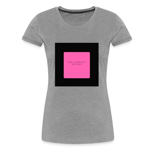 PLAIN JANE - Women's Premium T-Shirt