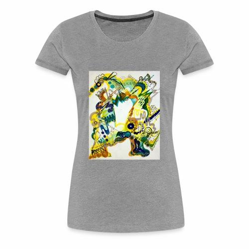 monster chaos - Women's Premium T-Shirt