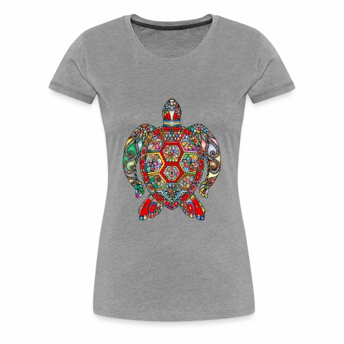 Sea turte - Women's Premium T-Shirt