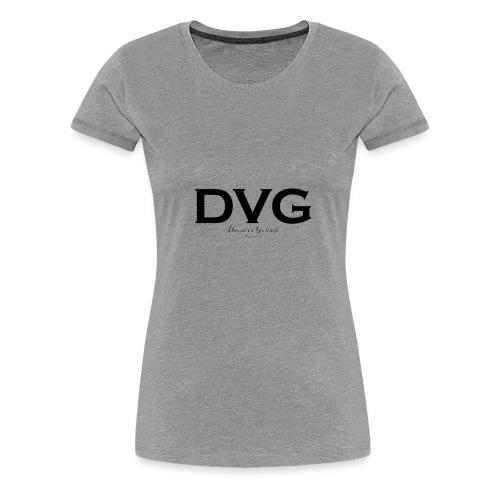 DVG Logo Limited - Women's Premium T-Shirt