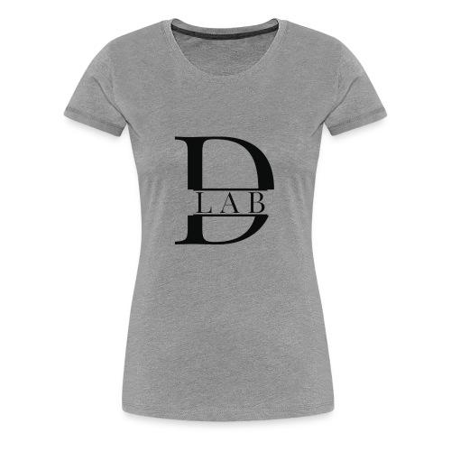 D Lab Logo - Women's Premium T-Shirt