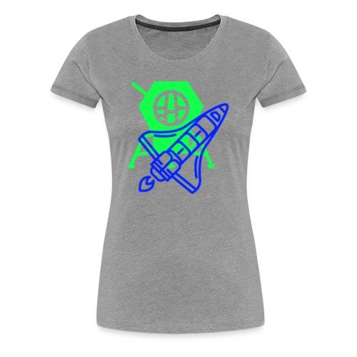 Extraterrestrial - Women's Premium T-Shirt