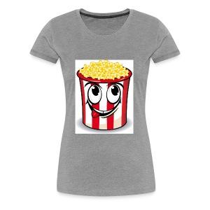 popcorn men - Women's Premium T-Shirt