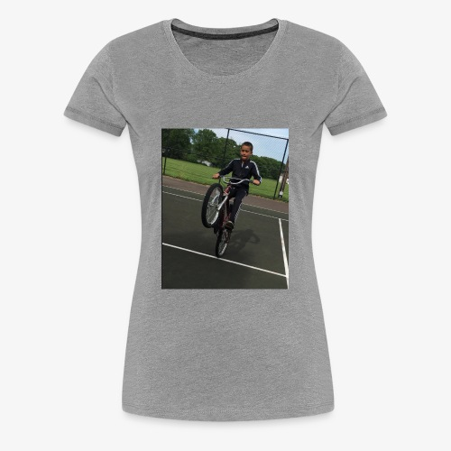 Fanjoy.co/carlosreyes - Women's Premium T-Shirt