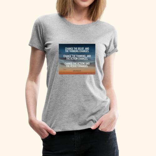 The Rock Palace - Women's Premium T-Shirt