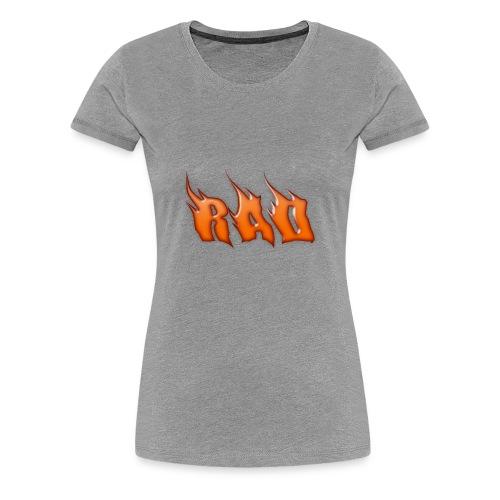 Rad - Women's Premium T-Shirt