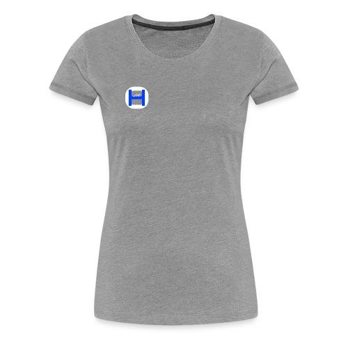 Otterhiphop Logo - Women's Premium T-Shirt