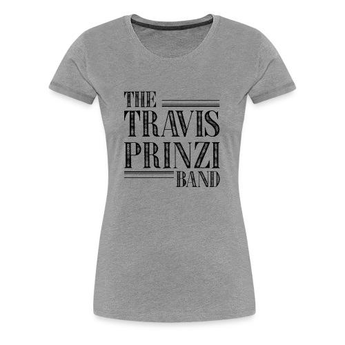 Travis Prinzi Band - Women's Premium T-Shirt
