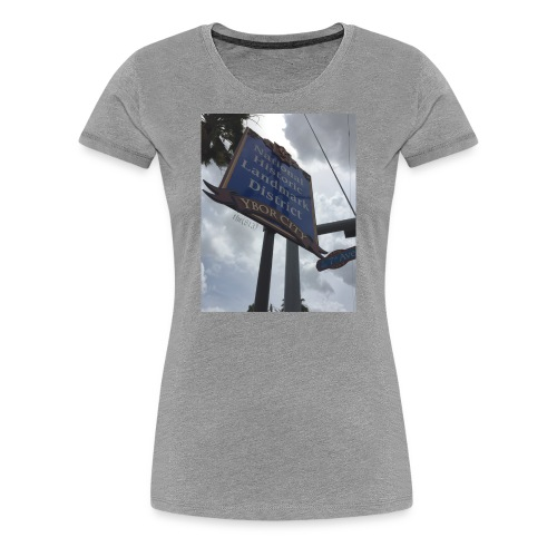 Ybor City NHLD - Women's Premium T-Shirt