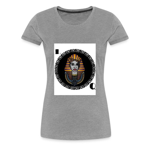 CCDD84AF 057F 4827 B92C 23920CFBCCC9 - Women's Premium T-Shirt