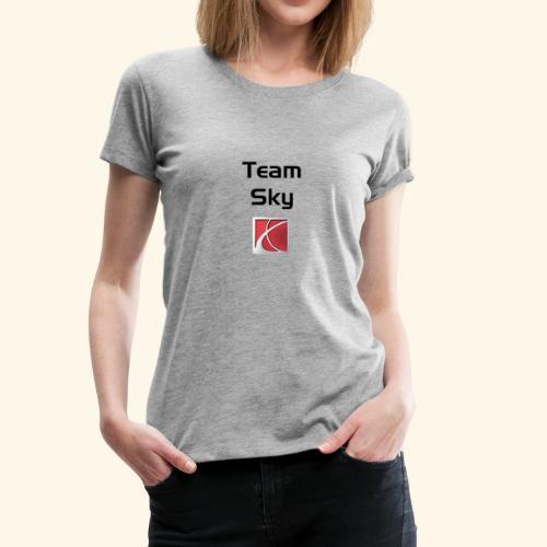 TeamSky - Women's Premium T-Shirt