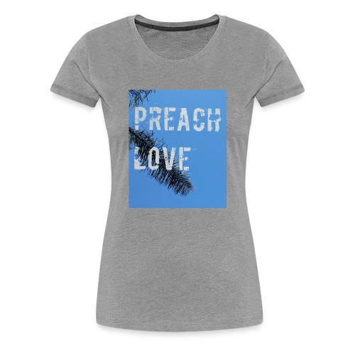 TeePrints - Women's Premium T-Shirt