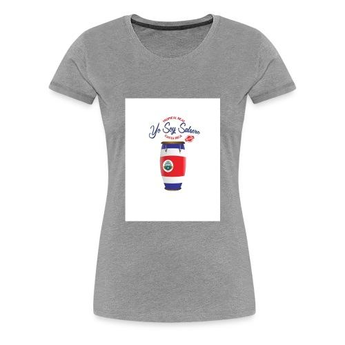 CostaRicaCongaTShirt - Women's Premium T-Shirt