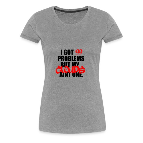 Cloud T - Women's Premium T-Shirt