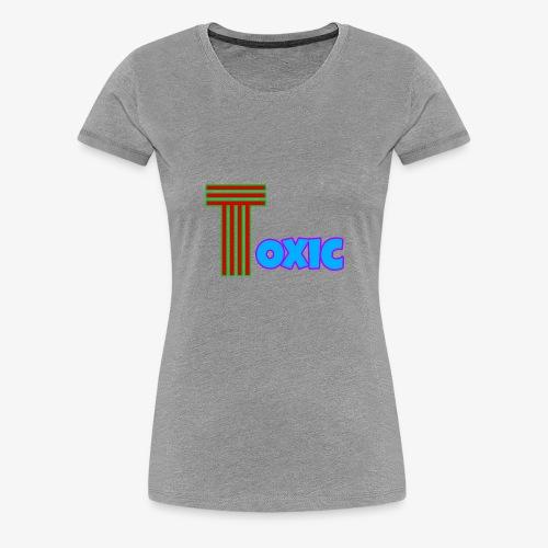 Toxic Merch - Women's Premium T-Shirt