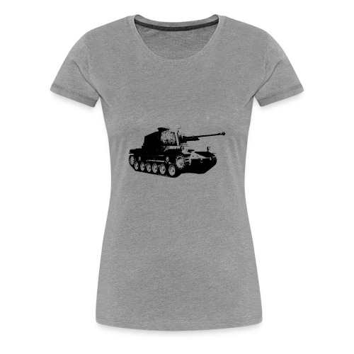 Type 3 Chi-Nu - Women's Premium T-Shirt