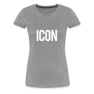 Icon - Women's Premium T-Shirt