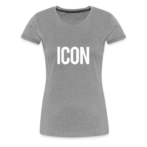 Icon - Women's Premium T-Shirt
