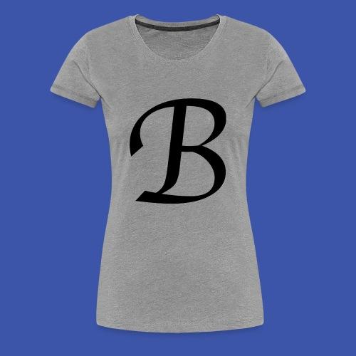 B - Women's Premium T-Shirt