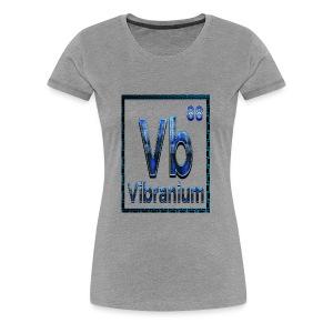 Periodic Element VIBRANIUM 88 - Women's Premium T-Shirt