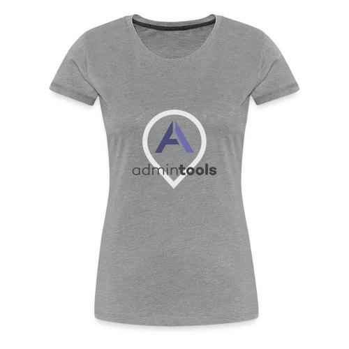 geo jobe Admin Tools - Women's Premium T-Shirt