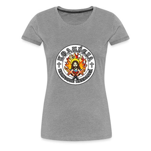 Kristove Kresadlá - Women's Premium T-Shirt