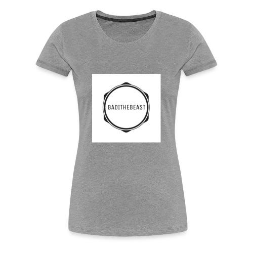 badi - Women's Premium T-Shirt