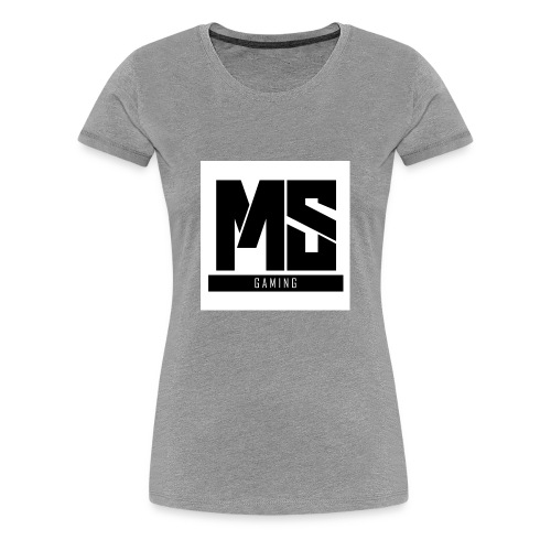 msgaming merchandise - Women's Premium T-Shirt