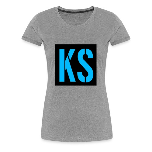Selling My Merch - Women's Premium T-Shirt