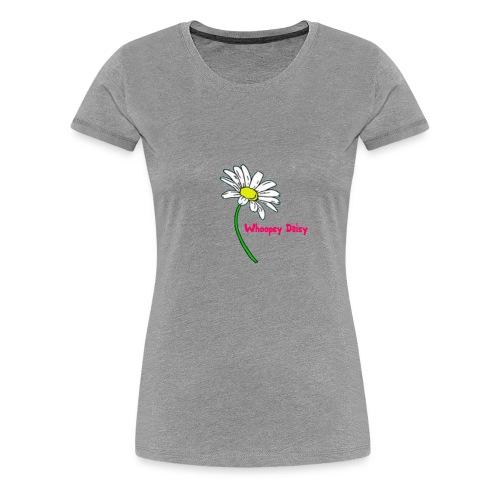 Whoopsy Daisy Tee - Women's Premium T-Shirt