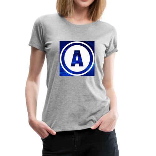 Antassassin99 youtube logo - Women's Premium T-Shirt