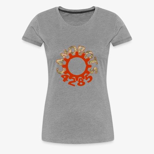 camo logo - Women's Premium T-Shirt