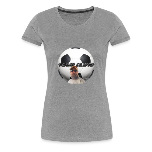 teamlewis01 - Women's Premium T-Shirt