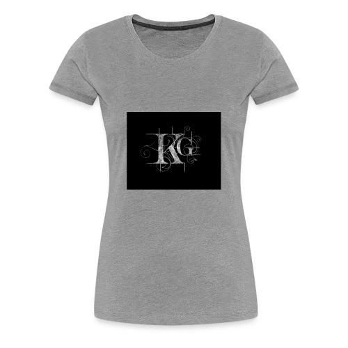 Kale Garrison - Women's Premium T-Shirt