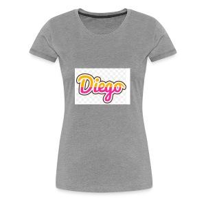 3801A1A9 1F01 4CF8 A243 61C4920D5F77 - Women's Premium T-Shirt