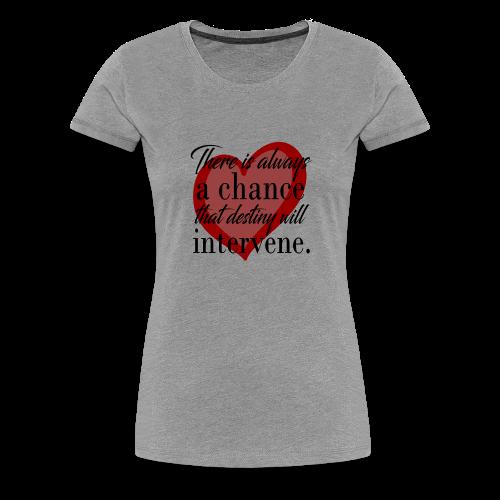 HeartDestiny - Women's Premium T-Shirt