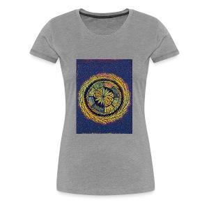 chakravyu - Women's Premium T-Shirt