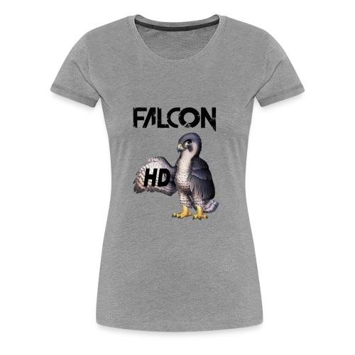 classic falc0n - Women's Premium T-Shirt