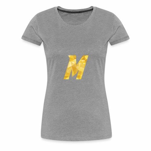 marcle31 logo - Women's Premium T-Shirt