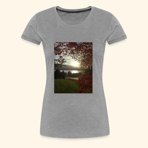 Bemus Point - Women's Premium T-Shirt
