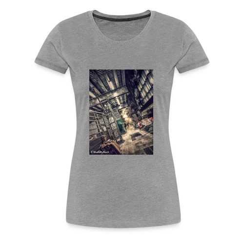 NYC Street 1 - Women's Premium T-Shirt
