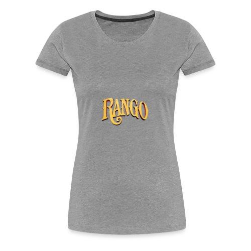 Rango - Women's Premium T-Shirt